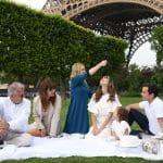 Unconventional Paris Baptism