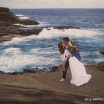 Beach Wedding in Hawaii with Rev. James Chun